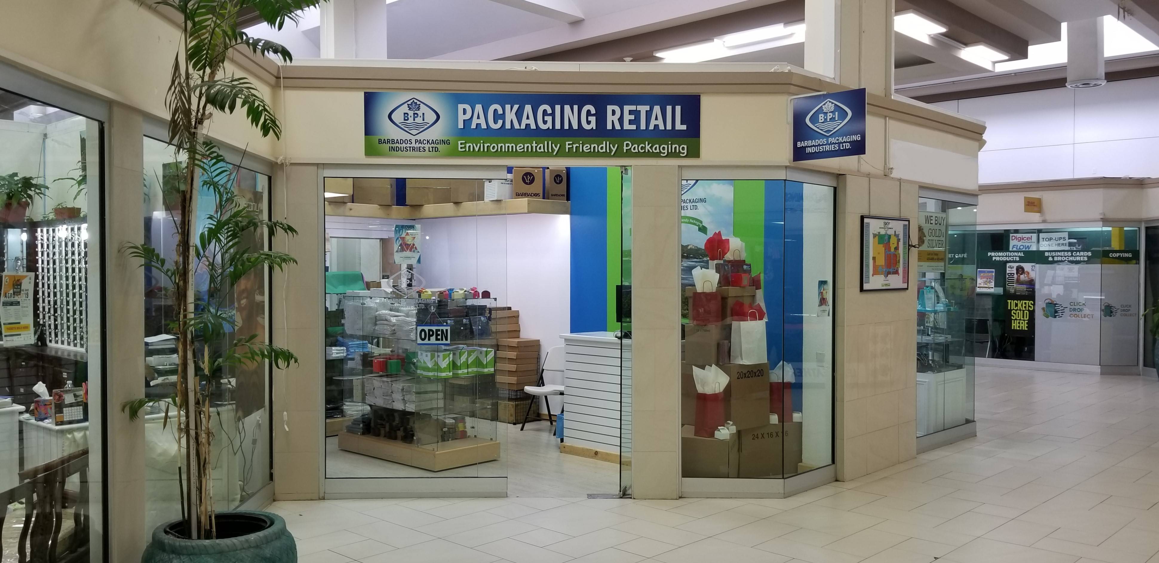Image of retail store